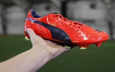 Test Calcioshop: Puma evoPOWER!