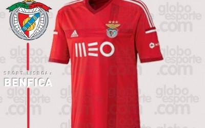 Europa League: Leaked nuove maglie 14-15 delle aquile lusitane del BENFICA !