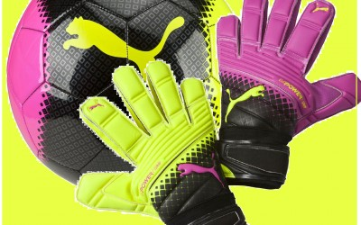 Puma e Buffon , guanti evoPOWER Grip 2.3 RC da 5° scudetto  !!!