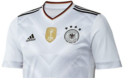 adidas new kit germany confederation cup russia 2018