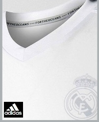REAL MADRID PARLEY JERSEY ADIDAS 2016. Maglia ecologica.