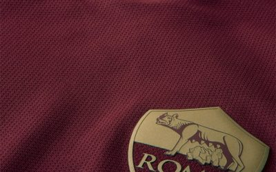 AS ROMA KIT SPECIALE NIKE PER IL DERBY 2016-17.