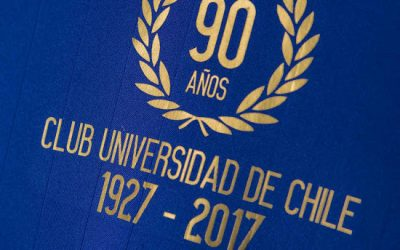 Club Universidad de Chile new kit home 2017 Adidas.