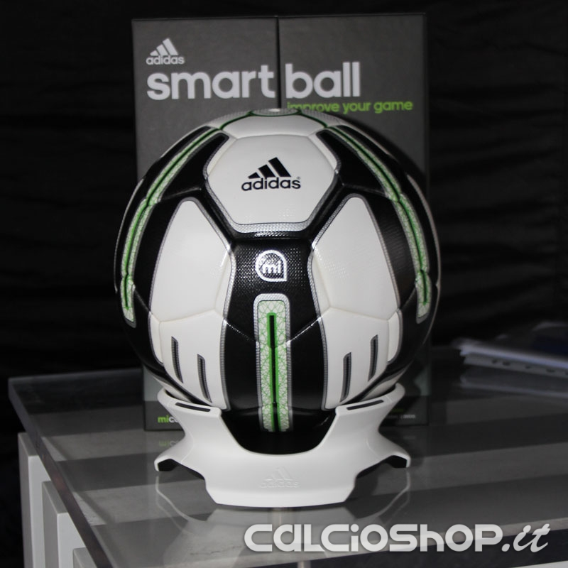 adidas blue blast day test smart ball