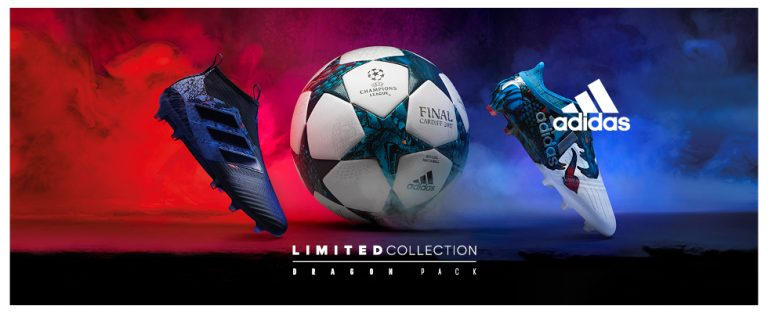 Adidas UCL Dragon Pack & Pallone finale Cardiff